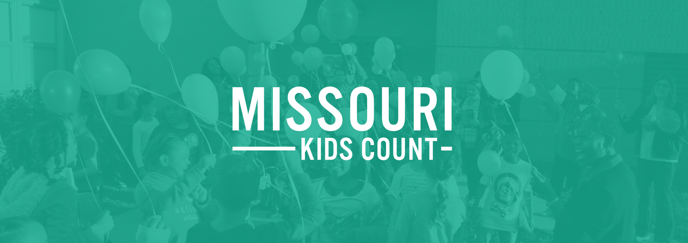 Missouri KIDS COUNT - Homepage Graphic